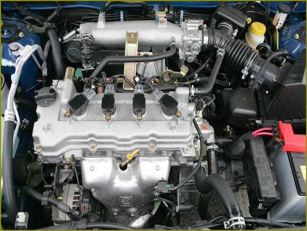 Как разобрать двигатель